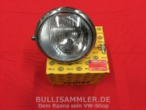 VW Bus T1 50-67 Scheinwerfer links HELLA (0600-5)