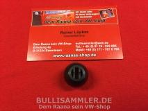 VW Käfer 64- Karmann Typ3 Typ4 Knopf für Heizungshebel Knauf