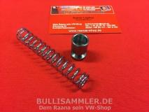 VW Käfer Bus T1 T2a Typ1-Motor -69 Öldruckregelkolben einfach
