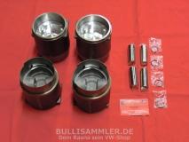 WBX Slip In Kolben + Zylinder 95,5mm 2.1l -> 2.2l für VW Bus T3