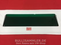 VW Bus T1 Windabweiser für Faltdach in grün transparent