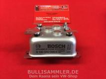 VW Käfer Bus T1 T2 Karmann Spannungsregler 14V Regler für 12V Gleichstrom-Lichtmaschine Original BOSCH (1950-1)