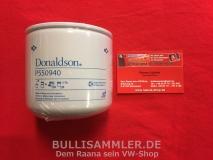 VW Typ4 Bus T2 T3 Ölfilter 1.7, 1.8, 2.0 Liter DONALDSON (08-014)