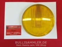 VW Käfer 68-73, T2 68-73, Typ3 Bilux Scheinwerferglas gelb BOSCH (31-049)