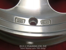 Slot Mag Felge 5.5x15 5x112 ET23 - MIT TÜV/ABE (81-144)