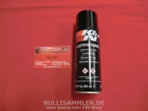 K&N Filteröl Luftfilter für VW Käfer Bus T1 T2 T3 Weber Vergaser (17-027)