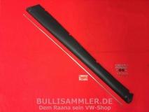 VW Käfer 70- Trittbrett links mit Zierleiste 9mm + Anbausatz PREMIUM (0204)