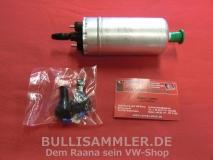 Elektrische Benzinpumpe für VW Käfer 1303 75-79 (USA), VW Bus T2 75-79 (USA) und VW Bus T3 79-92 ! NUR Einspritzer !