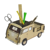 VW Bus T1 Doka Stiftebox Box Zettelbox
