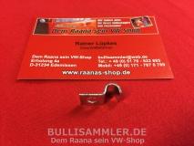VW Bus T1 50-67 Klammer Clip Metall für Bremsleitung (1269-200)
