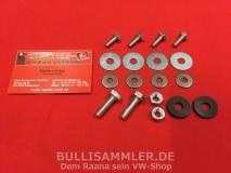 VW Käfer alle Modelle Anbauset für 1 Trittbrett (0240)