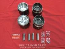 WBX Kolben + Zylinder 94,0mm 2.1l für VW Bus T3 86-92