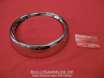 VW Käfer Bus T2 74- Chromring HD Scheinwerferring OEM CHROM