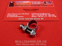 Schelle 11mm Benzinpumpe 5,5mm für VW Käfer Bus T1 T2 T3