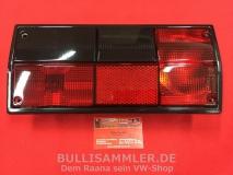 VW Bus T3 Rückleuchte rot/schwarz links MIT PRÜFNUMMER (45-318)