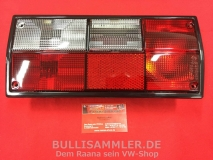 VW Bus T3 Rückleuchte rot/weiß links MIT PRÜFNUMMER (-320)
