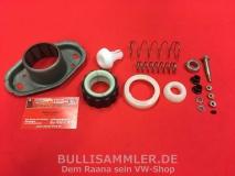 VW Bus T3 1.6-2.1 Reparatursatz Schaltung komplett (-351)