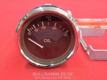 VW Bus T1 Öltemperatur-Anzeige 12 Volt (10-015)