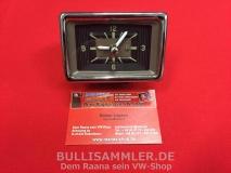 VW Bus T1 Samba Uhr, analoge Zeituhr 6V & 12V NEU! (2674-550)