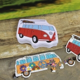 Mini Puzzle VW Bus T1