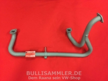 VW Bus T3 1.9 2.1 Syncro Krümmer Auspuff hinten 2. u. 4. Zylinde