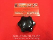 Drehknauf Heizung schwarz für VW Käfer -65, Bus T1 -67, Karmann