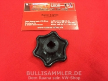 Drehknauf Heizung schwarz für VW Käfer -65, Bus T1 -67, Karmann (45-385)