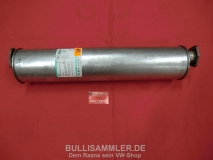 Auspuff für VW Bus T3 2.1 Endschalldämpfer ORIGINAL ERNST (1078-