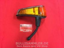 VW Käfer ab 08/74 US-Blinker vorne komplett rechts orange (0678)