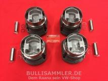 Kolben+Zylinder 104x71mm 2.4l für Typ4-Motor VW Käfer Bus