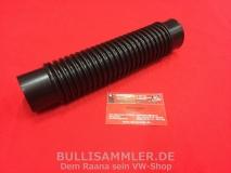 Heizschlauch vom Gebläsekasten zum Wärmetauscher 250mm 48/52mm für VW Käfer, Bus T1 T2 (1095-5)