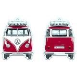 Lufterfrischer VW Bus T1 rot (Vanille) (07-035)