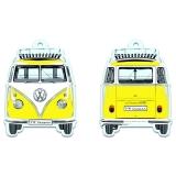 Lufterfrischer VW Bus T1 gelb (Citrus) (07-036)