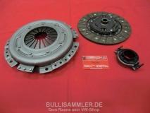 Kupplungssatz für VW Bus T2 T3 Kupplung komplett 228mm (-399)