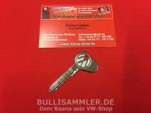 Schlüsselrohling - Profil R - ORIGINAL VW Rohling (-114)