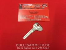 Schlüsselrohling - Profil M - ORIGINAL VW Rohling (-115)