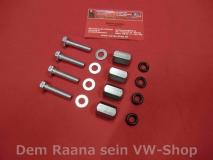 Montagesatz geschraubte Ventildeckel für VW Käfer Bus Typ1-Motor