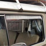 VW Bus T2 Frischluftgitter Lüftungsgitter auf Chromglanz poliert