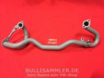 VW Bus T3 2.1 Syncro Krümmer Auspuff vorne 1. u. 3. Zylinder