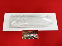 Glas für Nebelscheinwerfer rechts klar Porsche 911 Typ 993 HELLA