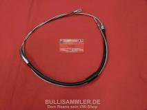 Handbremsseil für VW Käfer Karmann 68-72 Pendelachse 1783mm