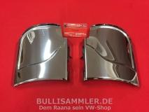 Steinschlagecken hinten aus Edelstahl für VW Käfer alle Modelle