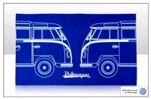 Geschirrtuch Motiv VW T1 Camper (-004)