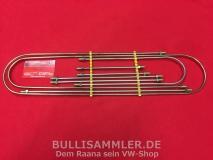 Bremsleitungssatz Einkreis für VW Käfer, Karmann bis -66