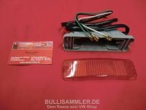 Blinker komplett für VW Käfer ab 08.74- vorne orange US-Modell