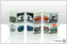 Tasse / Becher Motiv VW Bus T1 (-017)