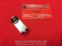 VW Bus T1 -67 Rep.-Blech Halter Türfangband Klapptür (04-080)