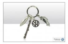 VW Käfer Beetle Metall Schlüsselanhänger Anhänger Taschenanhänger (-033)