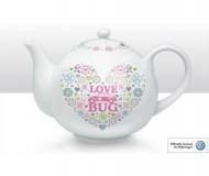 Teekanne Motiv VW Käfer Love Bug (23-008)