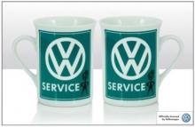 Tasse / Becher Motiv VW Service VW Männchen (-012)